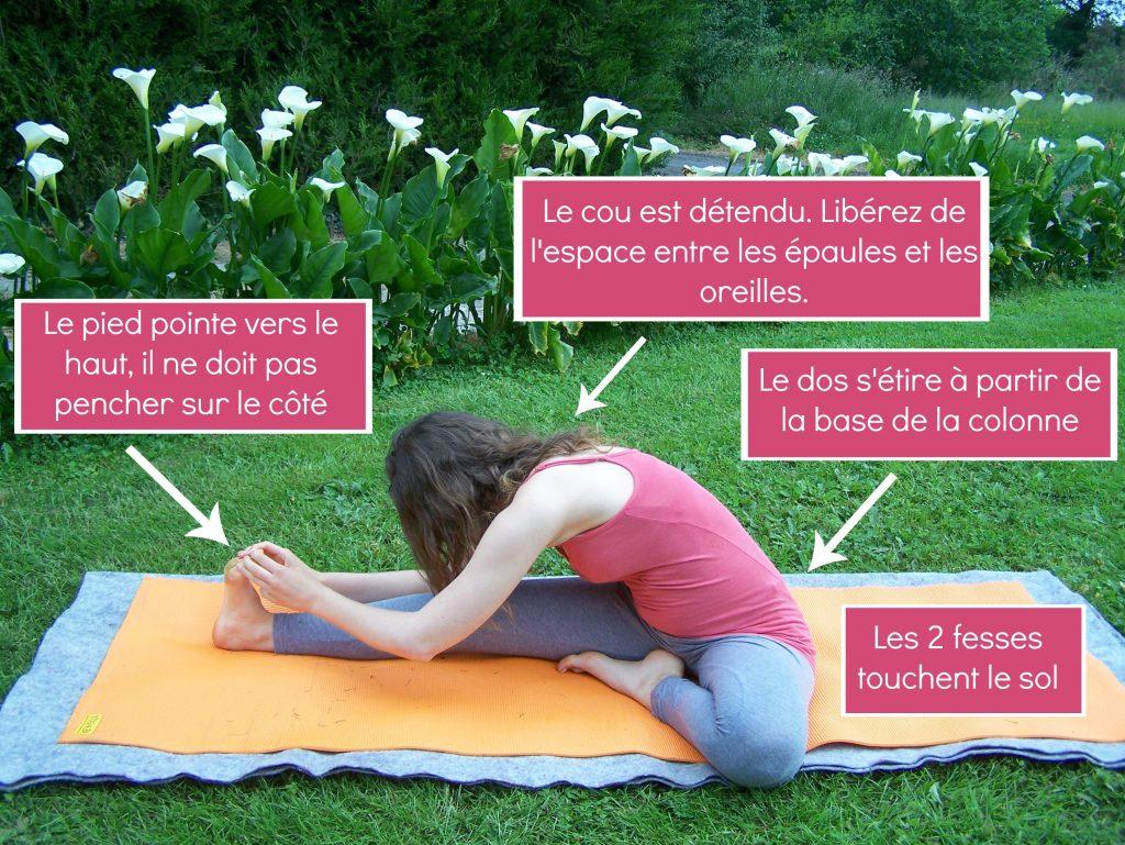 posture-la-tête-au-genou-explications